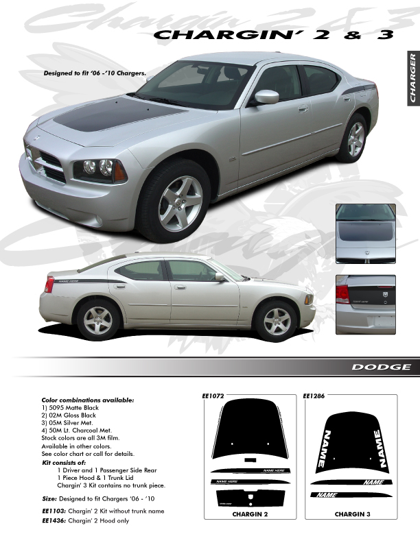 Dodge  Charger Chargin23