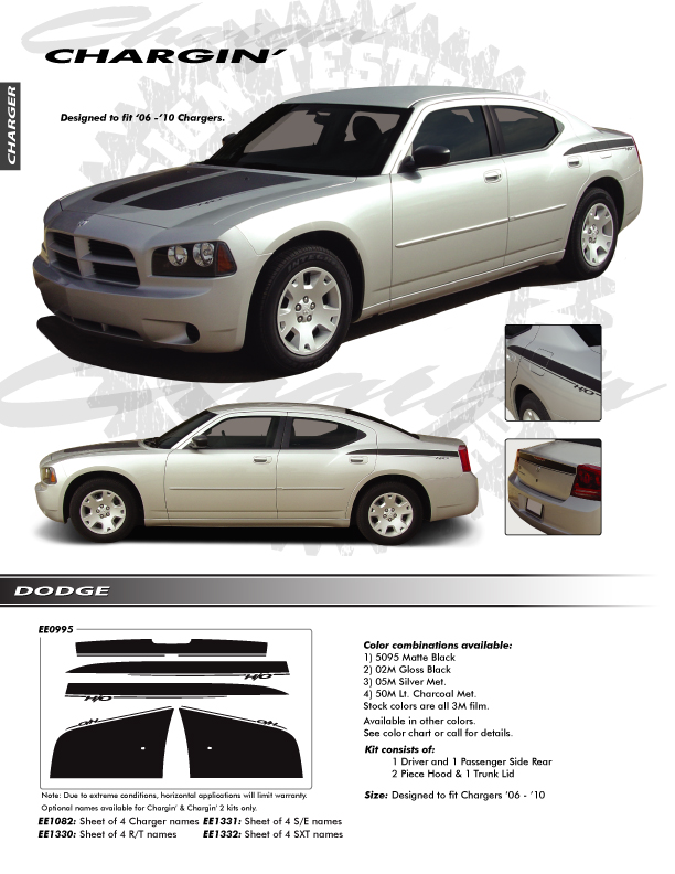 Dodge  Charger chargin